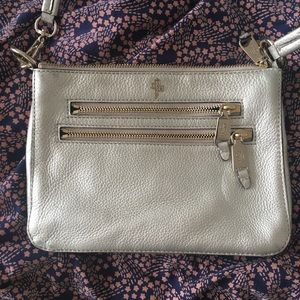 Metallic Cole Haan Crossbody Purse
